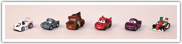 Ijspiratie disney cars autootjes en je ipad for Cars autootjes